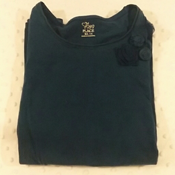 Children's Place Other - ☆Navy Long Sleeve Top